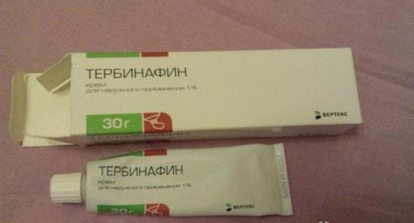 Тербинафин: аналоги таблеток, мази, крема