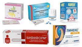 Аналоги Линекс: чем заменить линекс на более дешевый пробиотик